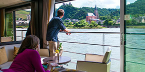 How to choose your river cruise cabin.
