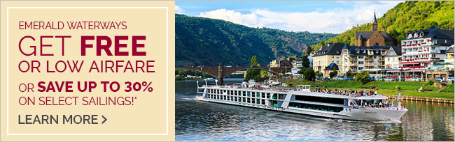 Emerald Waterways Savings Coupon