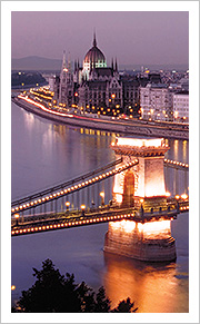Budapest. The best of the best on the Danube River.
