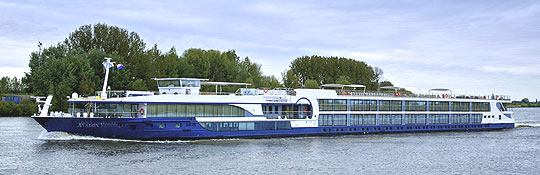 Avalon Waterways River Cruises | Poetry II Deck Plan Pictures And Plans