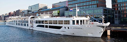 Uniworld Boutique Collection River Cruises Ss Antoinette