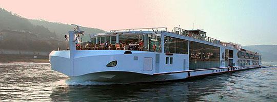 Viking River Cruises Universal Viking Europe Longship
