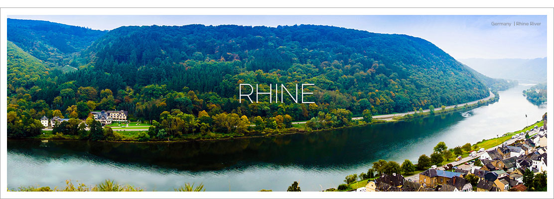 Rhine River Cruises Get Great Deals On Rhine River Cruises