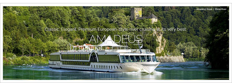 River Cruise Locator Line