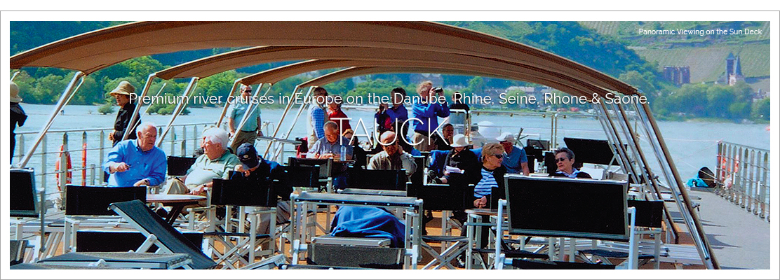 Tauck River Cruise Experts | Learn About Tauck River Cruises